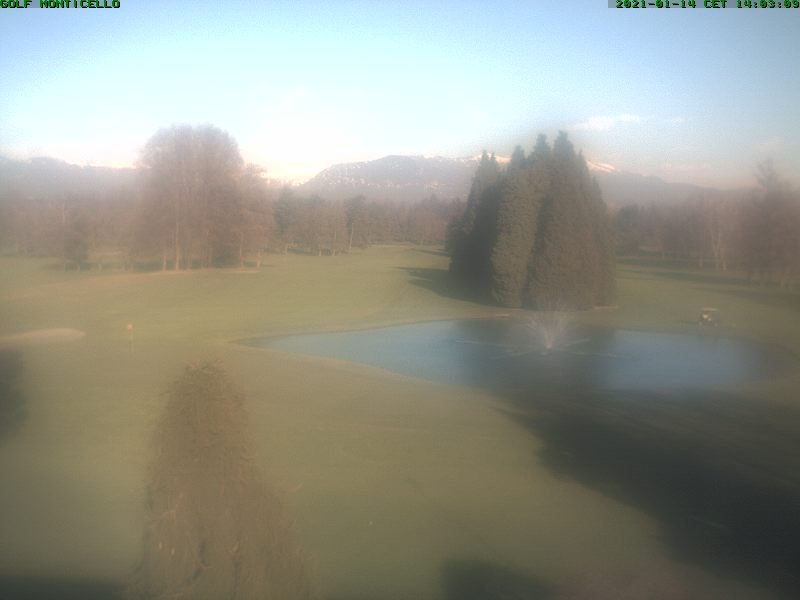 Golf Club Monticello webcam